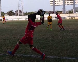 SKN U-14 FALL TO ANTIGUA AND BARBUDA 2-0