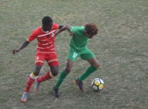SKN Boys Crush Montserrat 4-0 in CFU Caribbean Challenge Series