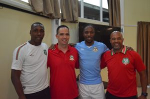WE ARE READY: Jacques Passy and the Sugar Boys Confident Ahead of Suriname Match