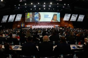 FIFA Congress drives football forward, first female secretary general