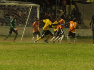 Cayon Holds on to 1-nil Lead, Sets Third Game Final