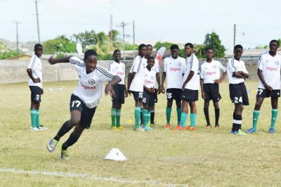 Johsiah Imo, Tyquan Terrell and Jamihk Gumbs selected for Chelsea FC's Digicel Kickstart