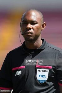 Kimbell Ward Shortlisted  for Referee of the Year for CONCACAF Awards