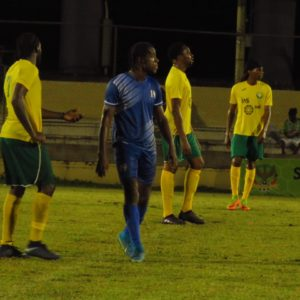 MANTAB Surprise Conaree 2-1, Cayon edge St. Peters