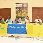 Press Conference St. Kitts Nevis vs. Suriname