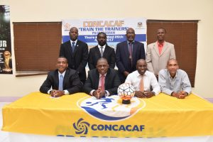SKNFA opens historic CONCACAF program in St. Kitts