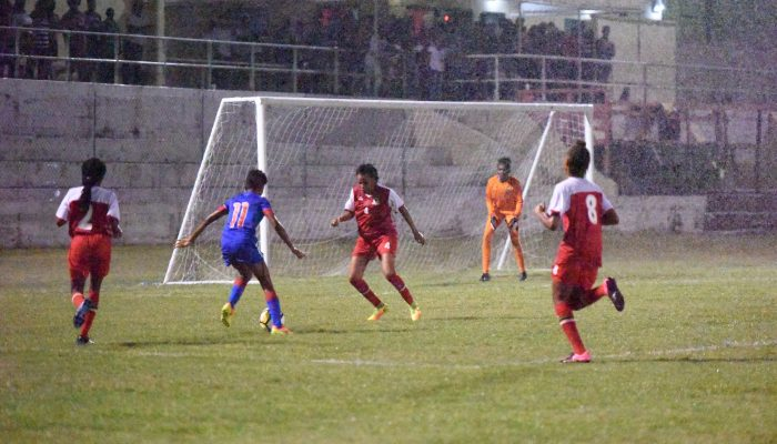 St. Kitts and Nevis will host group A of CFU Women's Challenge Series