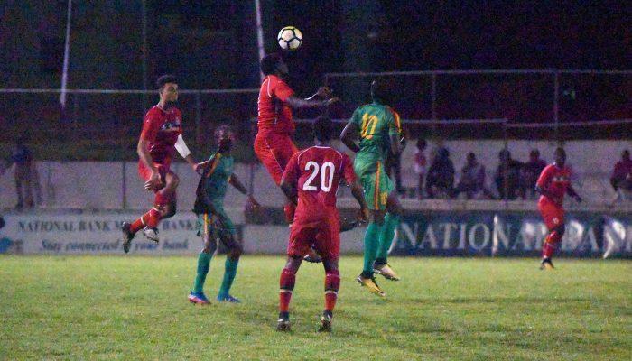St. Kitts & Nevis Sugar Boyz end 2017 on high note