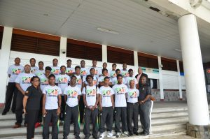 SKNOC continues to donate to the Development of Sports in St Kitts and Nevis
