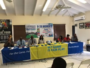 Football lovers to see top women's football in CONCACAF qualifiers