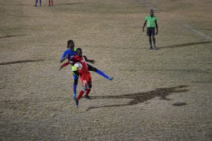 Village trounce Eagles as they stay atop the league