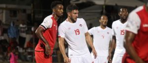 Canada Edge Sugar Boys 1-0 in Nations League Qualifier
