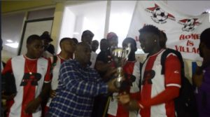 Village Superstars Win Third Straight Carnival Cup Title