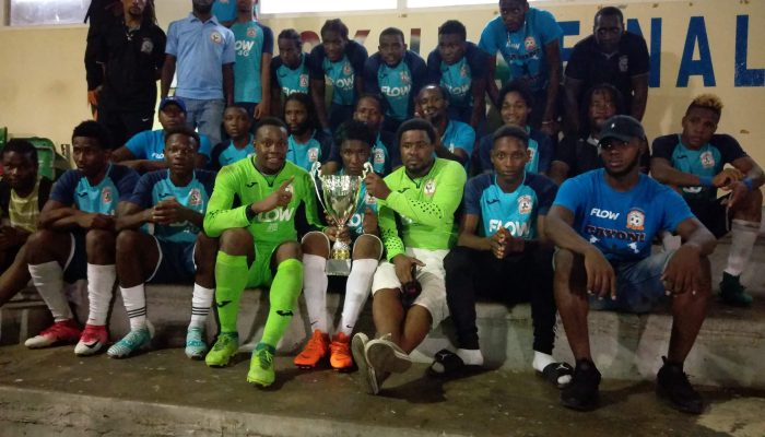 Cayon Rockets Win 2018 President's Cup