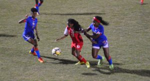 Jamaica, Haiti draw first blood in CONCACAF Caribbean U-20 Women's qualifier