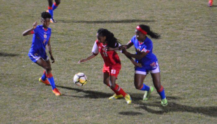 Jamaica, Haiti draw first blood in CONCACAF Caribbean U-20 Women's qualifier