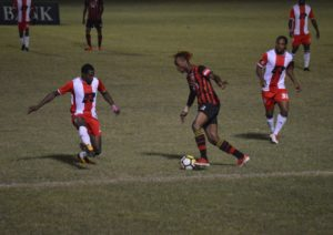 Sweet Revenge: St. Pauls edge Village 2-1