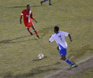 St. Peters Dispatch Newtown 2-0 in Sunday Night Thriller