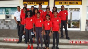 SKN Girls Ready for U-15 Tournament in Florida