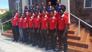 SKN men's Under-20 football team ready for CONCACAF Championship