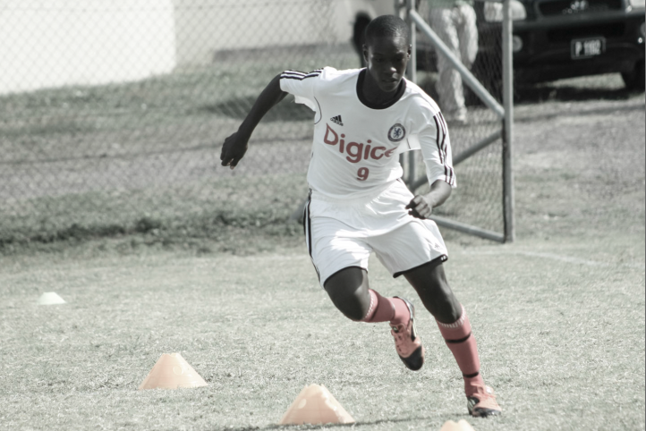 Many work hard but chosen are few. Final four named for Digicel Kickstart Clinic.