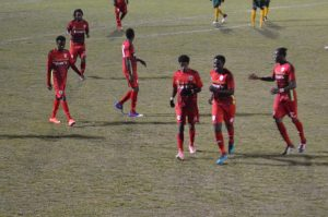 Village, St. Pauls march into Carnival Cup finals