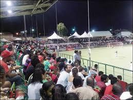 Warner Park Football Stadium