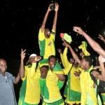 conaree carnival cup champions 2011-2012