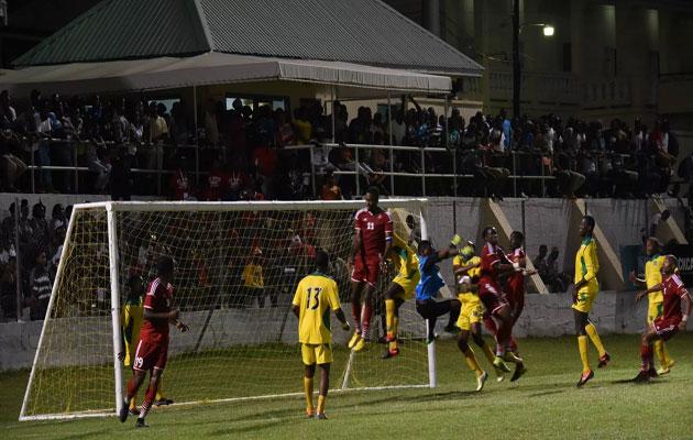 Guyana v St. Kitts - Nevis