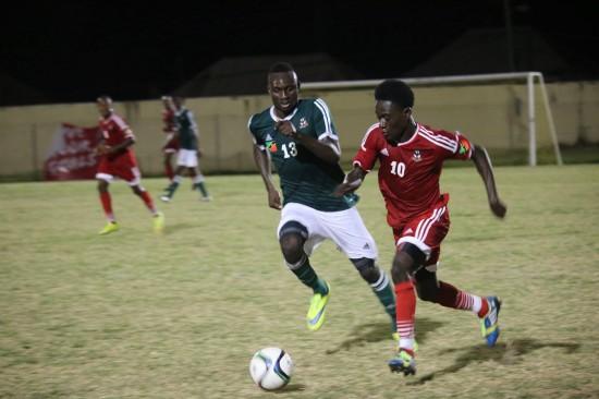 Jamaica's Jorginho James Gets MLS Combine Nod