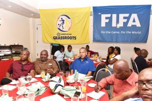 SKNFA Sponsorship Breakfast