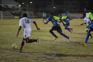 Conaree, Cayon, St. Pauls score wins as Premier League resumes