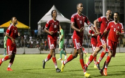 SKN falls short of qualifying for Final Round of Caribbean Cup