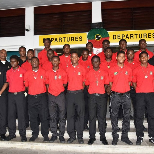 St. Kitts- Nevis U-20  Fail to Make Finals but Succeed in Representing with Pride.