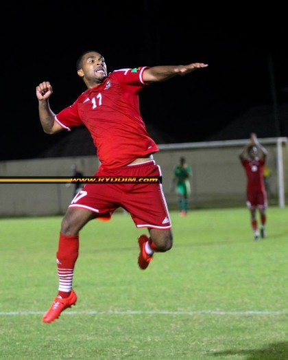 St. Kitts and Nevis wins Zone Six Caribbean Cup First Round…moves on to Semi-finals.